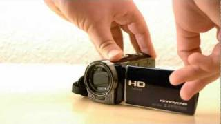 Review - Sony CX-130 Full HD Video Camera!