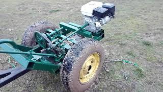 Tractor, Motocultor Sau Remorca Autopropulsata Homemade 3