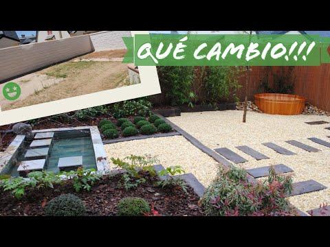 Paisajismo - Construcción de un jardín