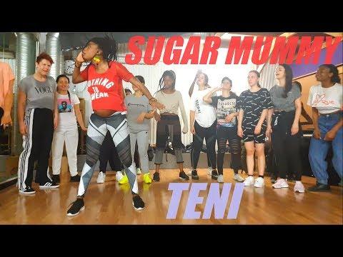 Teni - Sugar mummy - Fumy Choreography