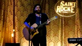 Josh Krajcik ~ Close Your Eyes ~ Saint Rocke ~ 07/14/2013