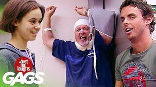 bromas  bromas en video con doctores
