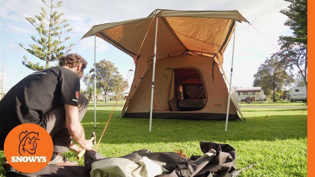 Turbo Lite Plus 300 Tent