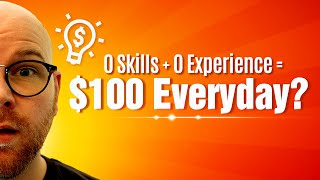 The Easiest Way To Make $100 Per Day Online | ANYONE Can Do This