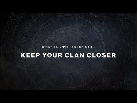 Destiny 2 Ghost Skill - Social
