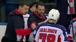 Shalunov scores lovely goal
