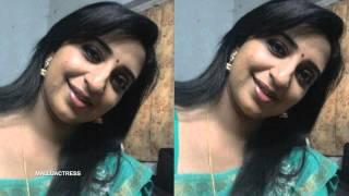 Sona Nair Hot Mallu Serial Actress
