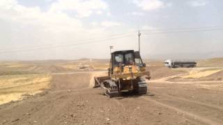 Kurdistan Turkey strategic oil pipeline 1 June 2013 Dohuk