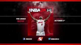 NBA 2K14 video