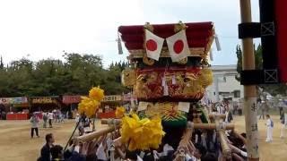 住吉神社(大久保町) 大久保東 布団太鼓