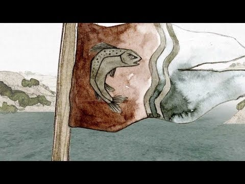 """House Tully by Brynden """"Blackfish"""" Tully - Game of Thrones: Histories and Lore"""