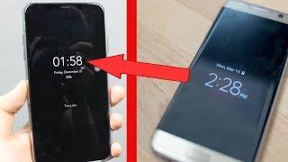 Как сделать ALWAYS ON DISPLAY на iPhone?