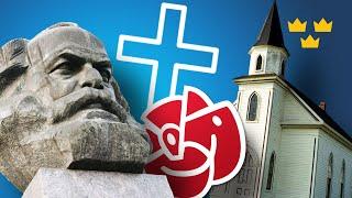 KAN MAN VARA KRISTEN & SOCIALIST? (klipp)