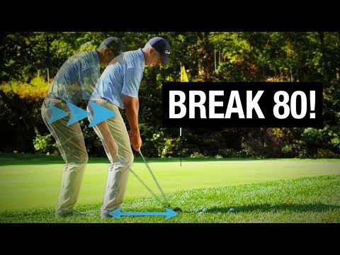 Tips To Break 80 (Dialing In Your Wedges, Chipping and Putting)