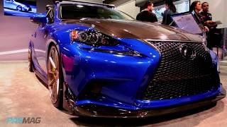 SEMA 2015 Video Coverage Pt. 1 by PASMAG