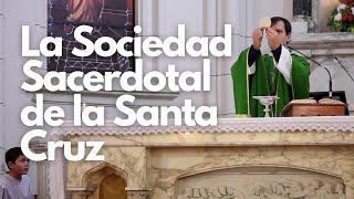 Vad är det heliga Korsets prästsällskap?