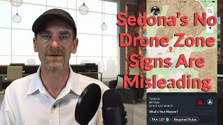 You can fly Drones in the Sedona area - Do your research before flying of course