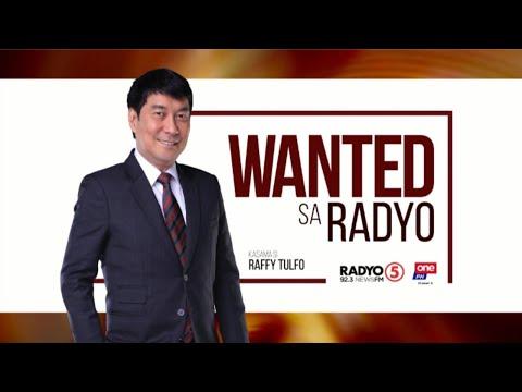 Wanted sa Radyo | January 20, 2020
