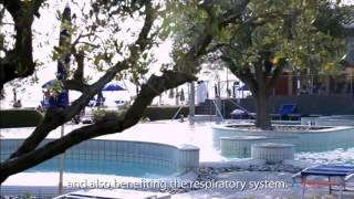preview picture of video 'Lombardia. Terme di Sirmione: Aquaria'