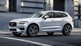 Новый Volvo XC 60. Заглянем в будущее?