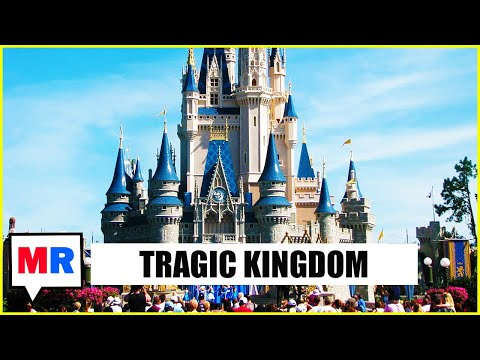 Adult Man's Disney Time Ruined By Wokeness