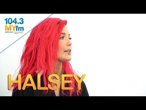 Halsey Talks 'Nightmare', Women Empowerment, Working W/ BTS & More