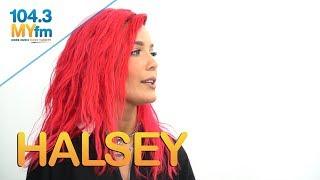 Halsey Talks 'Nightmare', Women Empowerment, Working W BTS & More