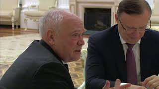 Встреча сСергеем Когогиным, Александром Румянцевым иЕленой Шмелёвой