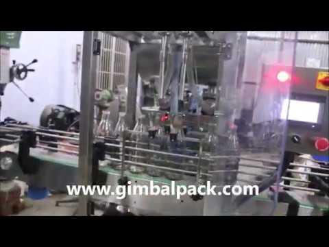 Multiple Head Juice Filling Machine