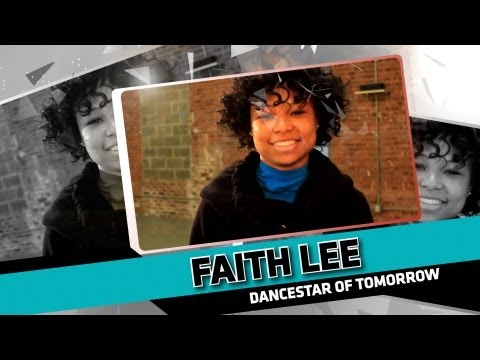 DanceStar of Tomorrow - Faith Lee