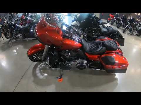 2018 Harley-Davidson CVO™ Street Glide® FLHXSE