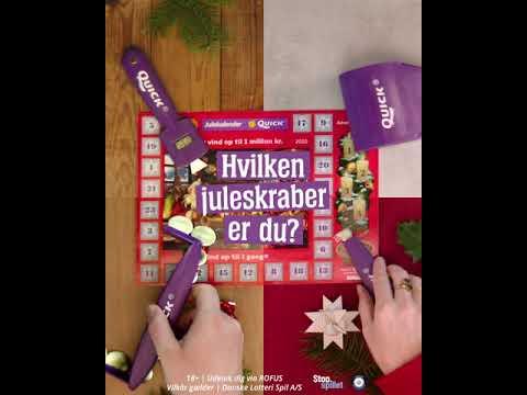 Video af Juleskrab