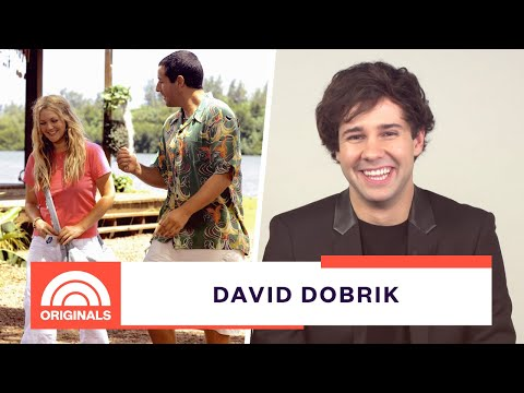 'America's Most Musical Family' Judge David Dobrik Really Loves '50 First Dates' | TODAY Original