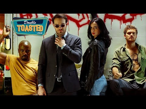 MARVEL'S THE DEFENDERS NETFLIX SERIES REVIEW - Double Toasted