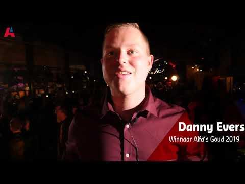 Danny wint verkiezing Alfa-college