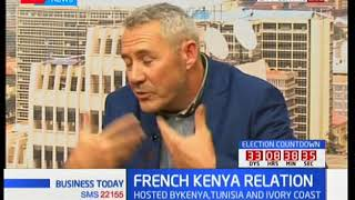 What France has for Africa: French Kenya Relation
