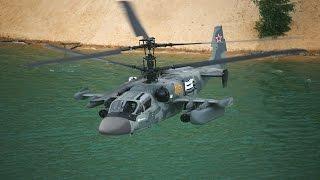 K52 Helicopter Russian military Ka 52 alligator attack fighter 俄羅斯軍事直升機升降視頻