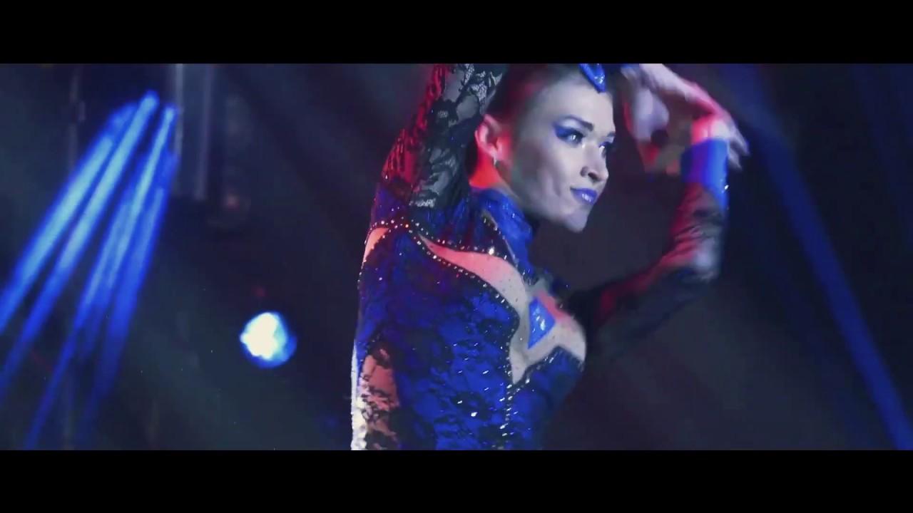 Шоу Kresiva (СПБ) - Гимнастка с нечеловеческими возможностям