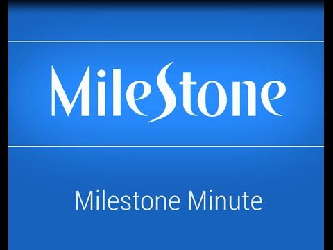 Milestone Minute Backlinking