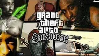 2pac - GTA Still Ballin (HADI REMIX)