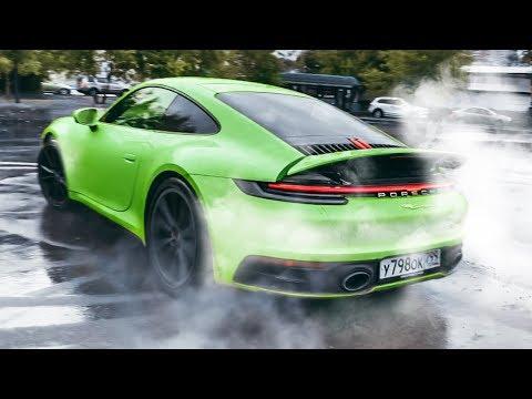 Прав ли ACADEMEG? ПОРШ или КВАРТИРА? Дрифт на новом 911 Carrera S 992. Обзор и тест-драйв. PORSCHE.