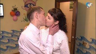 В исправительной колонии №7 в Панковке сыграли свадьбу