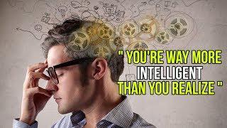 UNLOCK YOUR BRAIN'S SUPERPOWERS | Eye Opening Speech