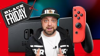 The BEST Nintendo Switch Black Friday 2019 DEALS!