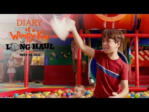 Diary of a Wimpy Kid: The Long Haul (Viral Video 'Diaper Hands Remix')