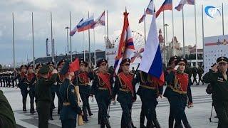 В спортивную роту армии России поступил на службу новгородец Евгений Гальченко