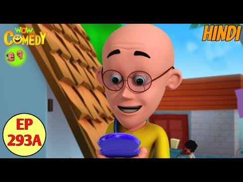 Motu Patlu   Cartoon in Hindi   3D Animated Cartoon Series for Kids   Smile Please