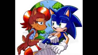 Sonic and Sally   Just The Way You Are