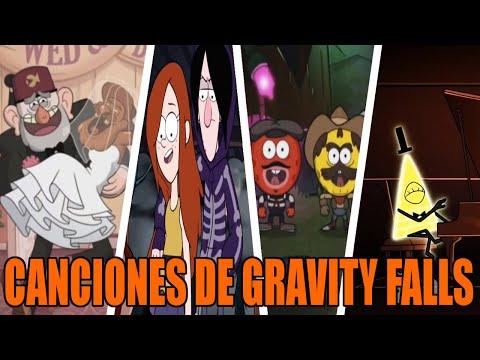 Las 10 Canciones Mas Epicas De Gravity falls