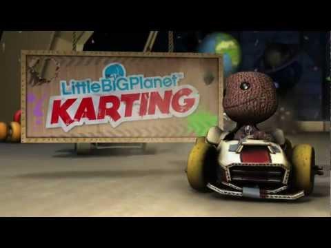 Видео № 0 из игры LittleBigPlanet Картинг (Б/У) [PS3]